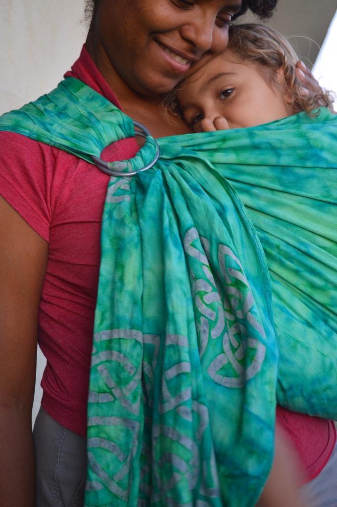 6c4e7840cbb Wrapsody Baby Artisan Ring Slings – Tandem Trouble
